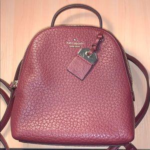 Kate Spade Mini Caden Carter Backpack